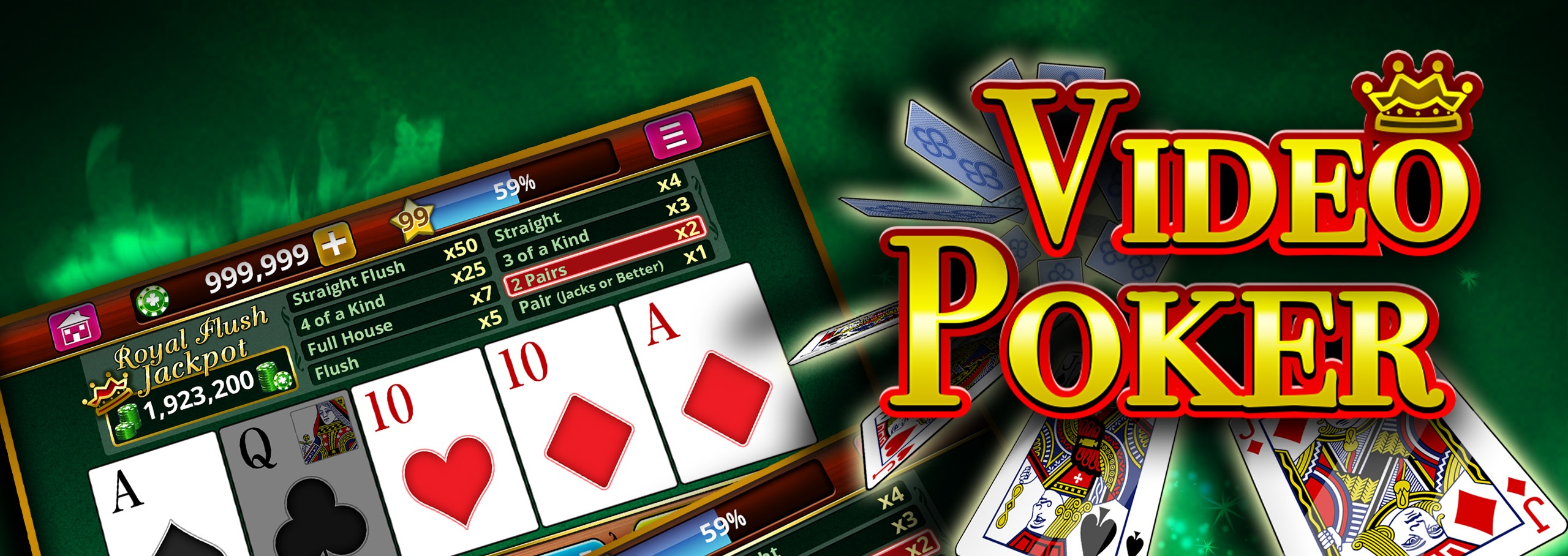 Tips for playing video poker